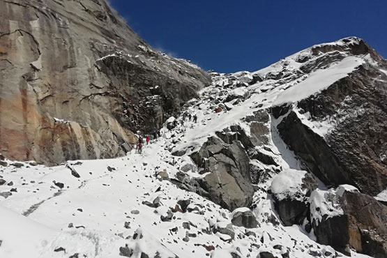 Everest High Passes and Island Peak - 25 Days Banner