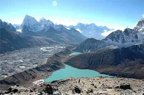 Gokyo and Renjo La Pass Trek - 15 Days Thumbnail