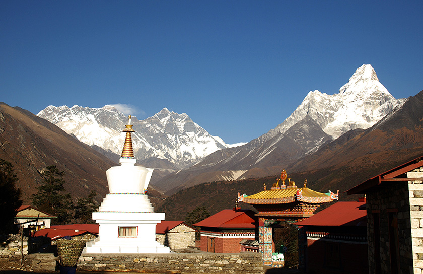 Everest Base Camp Trek DifficultyBanner