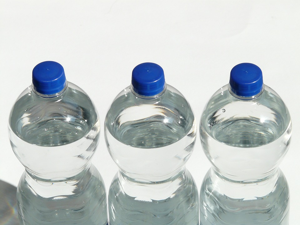 Image of 3 bottled water