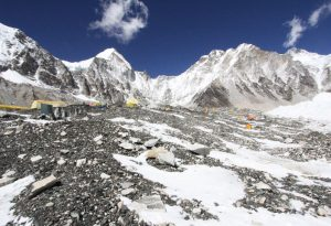 Everest Base Camp Trek in May Banner
